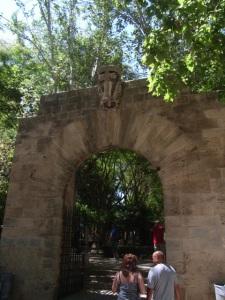 Porta s´Hort del Rei