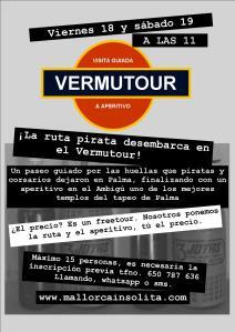 Vermutour ambigú Pirata
